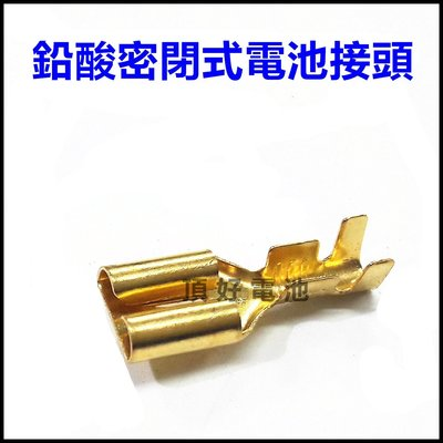 頂好電池-台中 鉛酸密閉式電池 銅製 電池接頭 電動車可用