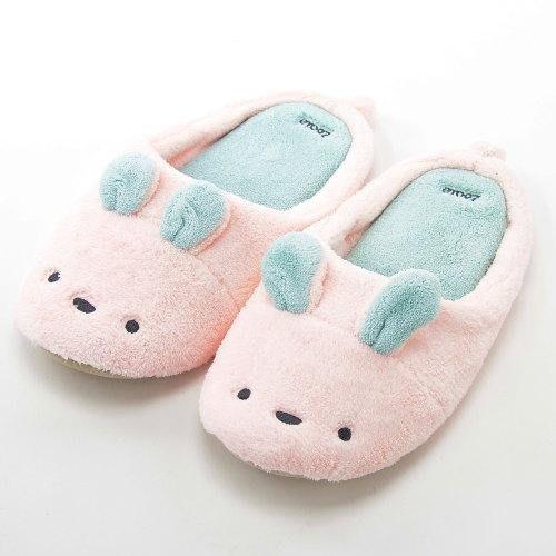 【東京速購】Carari Zooie 可愛動物造型 毛巾拖鞋 三款