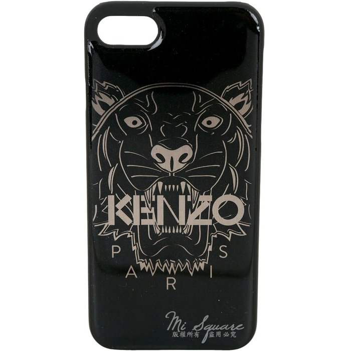 米蘭廣場 KENZO 3D Tiger iPhone 7 虎頭圖案塑料手機殼(展示品) 1790072-06