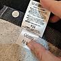 《Amys shop》日本直購~日本愛迪達logo純棉毛巾(藍/黑)~現貨