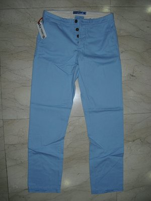 現貨全新正品Superdry/極度乾燥Commodity Classic Straight Chino男合身閒休褲/M