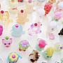 全新正品雙淇淋 Cherry cupcake Finger puppet  Devi-Chan Sleeping限量