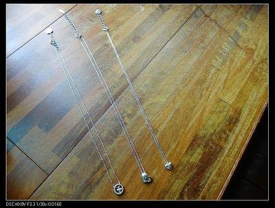 專櫃正品Story Accessory經典項鍊(鑲有真鑽,共二條可挑選,左邊那條已售出)