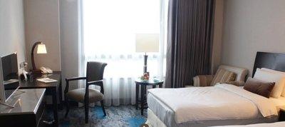 @瑞寶旅遊@台南桂田喜來登酒店【淡季 豪華客房2人 含早餐】