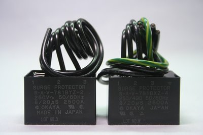 OKAYA 突波 保護器 RAV-781BYZ-2 RAV-781BXZ-4 A06B-6077-K142