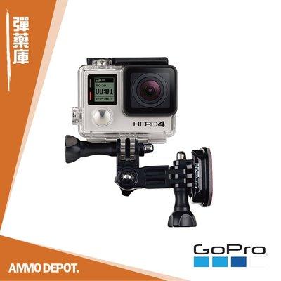 【AMMO DEPOT.】 GoPro 原廠 配件 運動相機 安全帽 側向 3M 黏貼 固定座 AHEDM-001