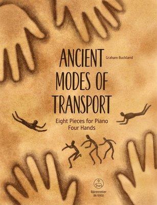 【599免運費】Buckland, Graham:Ancient Modes of Transport【BA10932】