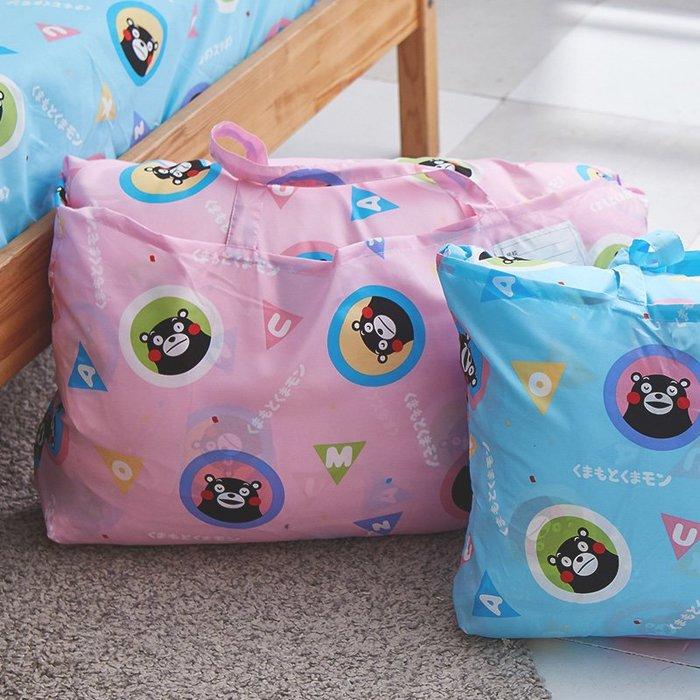 睡袋 / 兒童標準睡袋【熊本熊樂園-兩色可選】標準幼教款  高密度磨毛布  戀家小舖台灣製ABF088