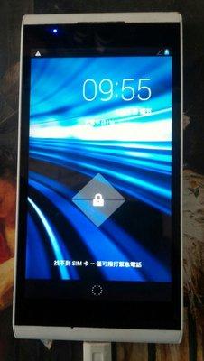 $$【 故障機】 Taiwan Mobile a6s『白色』$$