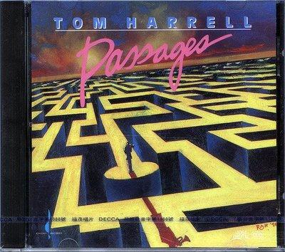 【嘟嘟音樂坊】湯姆 哈瑞爾 Tom Harrell - 人生旅途 Passages    (全新未拆封)
