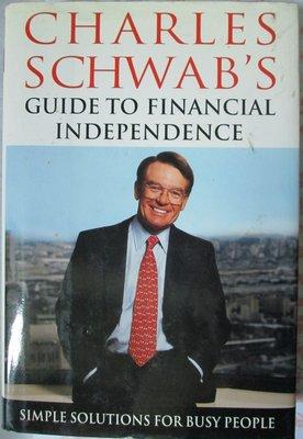 【英文F-10】《Charles Schwab -Guide to Financial Independence養錢防老