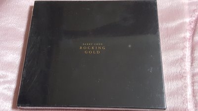 R華語男(全新未拆CD)BARRY CHEN ~ROOKING GOLD`