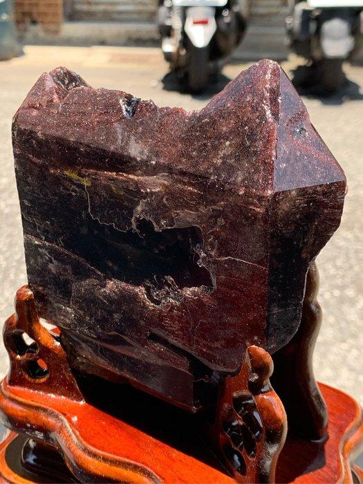 ~shirley ~國家寶藏~真品super seven骨幹水晶~2.1公斤~完整滿絲~能量爆衝~收藏極品!