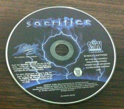 PC GAME:SACRIFICE /2手
