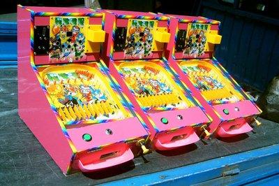 彈珠戰警彈珠台 夜市彈珠檯 中古彈珠台 兒童彈珠檯 遊戲機 兒童節禮物 存錢 小孩最愛 存錢神器
