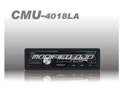 DJD 16 INN-I0228 CMU4018LA 創新牌 INNOVATIVE 1-DIN 音響主機 USB MP3