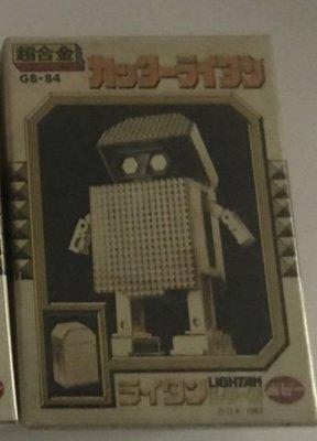 黃金戰士二黃金俠日本出品S T GB84文具戰士,此產品為日本多年二手品不合美主義者
