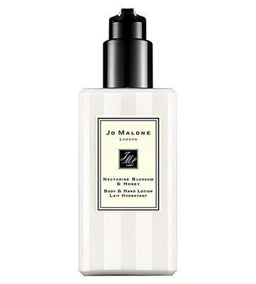英國代購 JO MALONE Nectarine Blossom & Honey 杏桃花與蜂蜜 手部 及 身體 潤膚乳液