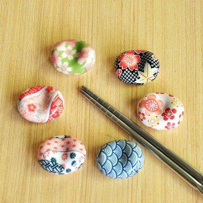 日本風圖案筷架 婚禮小物 交換禮物