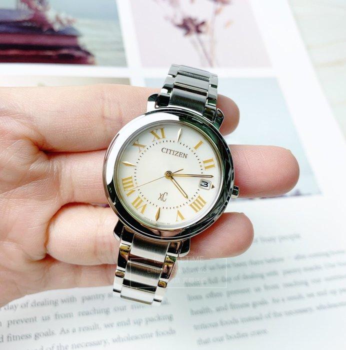 CITIZEN 星辰 EO1200-52A XC 田馥甄代言 光動能 時尚 優雅 女錶  原廠公司貨