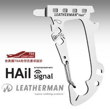 【LED Lifeway】LEATHERMAN (公司貨) HAIL多功能口袋工具 #831782