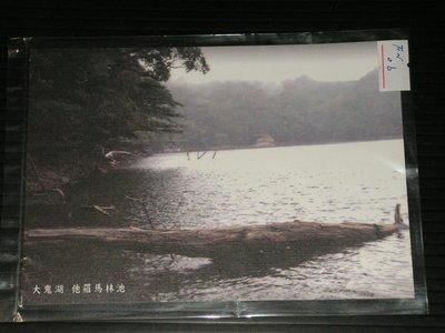 【愛郵者】〈風景明信片〉新片 太鬼湖-他羅馬林池 屏東農業博覽會紀念 少 直接買 / FN06