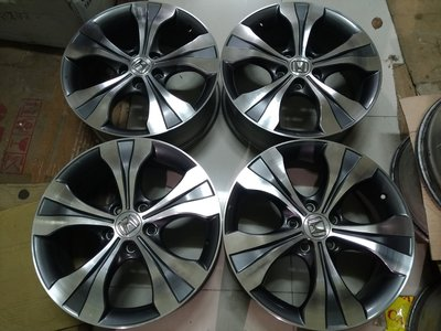 CRV原廠18吋鋁圈K12-HONDA-喜美雅哥本田K9-K11--K12--K13--CIVIC-ACCORD