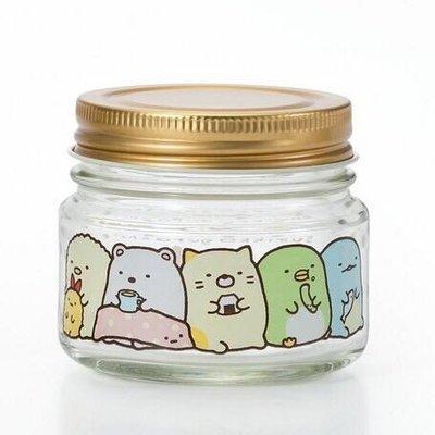【愛麗絲日貨屋】 製  角落生物 角落小夥伴 玻璃罐 保存罐 儲物罐 糖果 小物 收納罐 調味罐