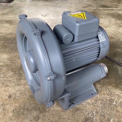 允統財精選高壓環型鼓風機 BLOWER RB-200S(200W)-打氣機/增氧機/水產養殖可用