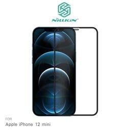 【西屯彩殼】NILLKIN iPhone 12 mini、12/12 Pro、12 Pro Max PC 滿版玻璃貼