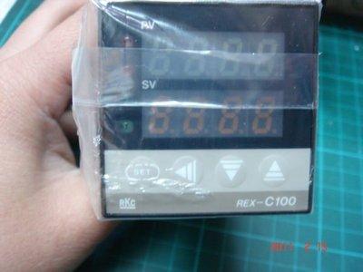 [清倉溫度控制專區] RKC REX-C100 (ALM1+ALM2+RTD+4-20mA)