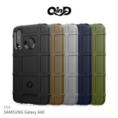 *phone寶*QinD SAMSUNG Galaxy A60 戰術護盾保護套 背蓋 TPU套 手機殼 鏡頭保護 保護殼