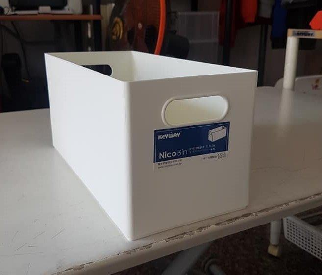 小毛收納館『KEYWAY TLR05你可數字收納盒中』含稅開發票 聯府 文具 飾品 零件盒 桌上 小物收納