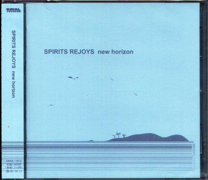 K ~ SPIRITS REJOYS ~ New Horizon ~ 日版 ~ NEW