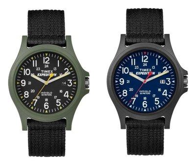 { POISON } TIMEX EXPEDITION CAMPER 強化版軍事風格軍錶 Indiglo冷光 錶帶設計