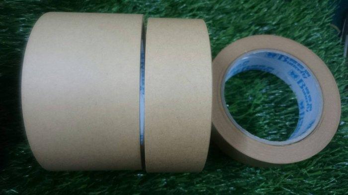 TC量販店 寬6CM長3600公分一捲50元 牛皮紙膠帶 布質膠帶 封箱膠帶 超強黏性 可書寫 紙膠帶
