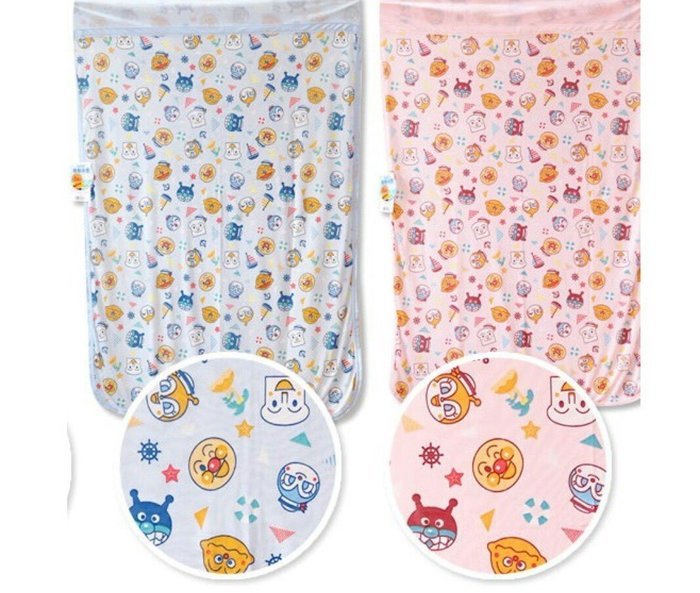 天使熊雜貨小舖~麵包超人接觸冷感毯  涼毯  170×150cm  現貨:粉色  全新現貨