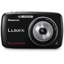 國際牌 Panasonic Lumix  數位相機 黑色 (DMC-S1GT)