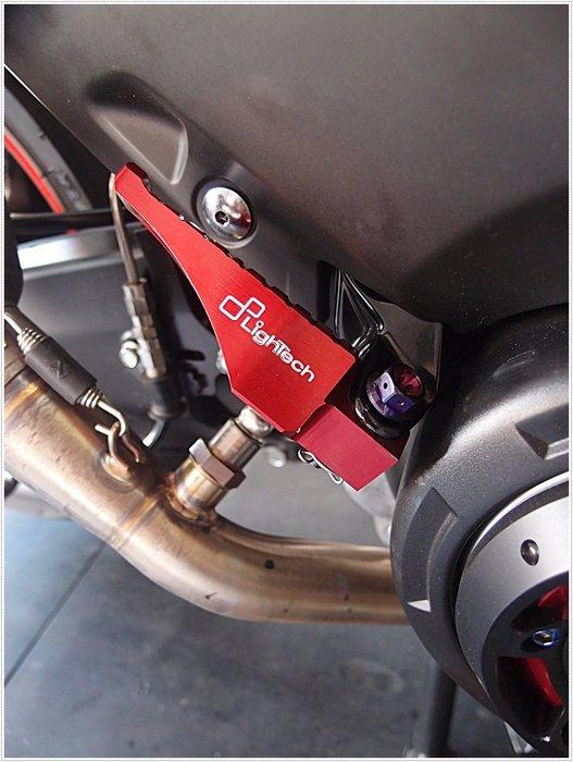 【貝爾摩托車精品店】JSM 傑能 白鐵 後腳踏 插銷 白鐵 鍍鈦色 TMAX530/T MAX 530