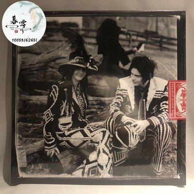 The White Stripes 白色條紋 Icky Thump 黑膠 2LP  全新未拆cd 全新 音樂【暮雲】