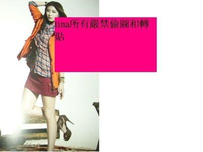 河智苑韓國絕版秋季服裝目錄WTW1