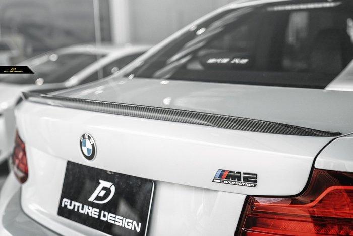 【政銓企業有限公司】BMW F87 M2C 專用 M Performance 款 高品質 抽真空 卡夢 尾翼 免費安裝
