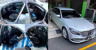 ☆久豆麻鉄☆ BENZ W222 S-Series 可用 (四門氣密) 隔音條 全車隔音套組 汽車隔音條 靜化論