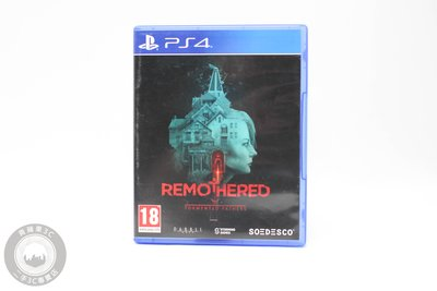 【青蘋果3C】PS4 遊戲片 Remothered: Tormented Fathers #V