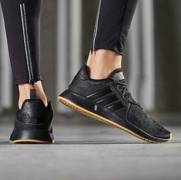 Adidas originals X_PLR 全黑 灰 編織 訓練 慢跑 男 B37438 ☆SP☆