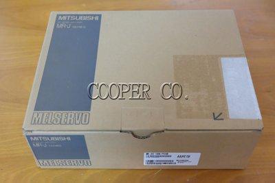 【Cooper.Co】Mitsubishi 三菱 MR-J2S-100B-PY248  NEW 伺服控制器 新品  現貨