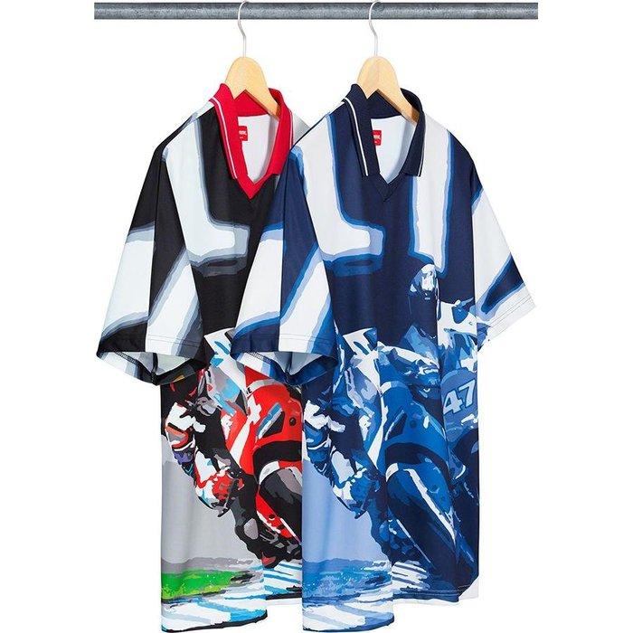 【紐約范特西】預購 SUPREME SS20 Racing Soccer Jersey 足球衣