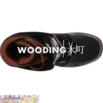 裝備迪卡儂 戶外單板滑雪鞋男女 男士單板雪靴滑雪裝備OVWN戶外-WOODING木叮