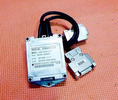 安川YASKAWA JZDP-D008-251 PLC 人機介面 伺服馬達 伺服驅動器