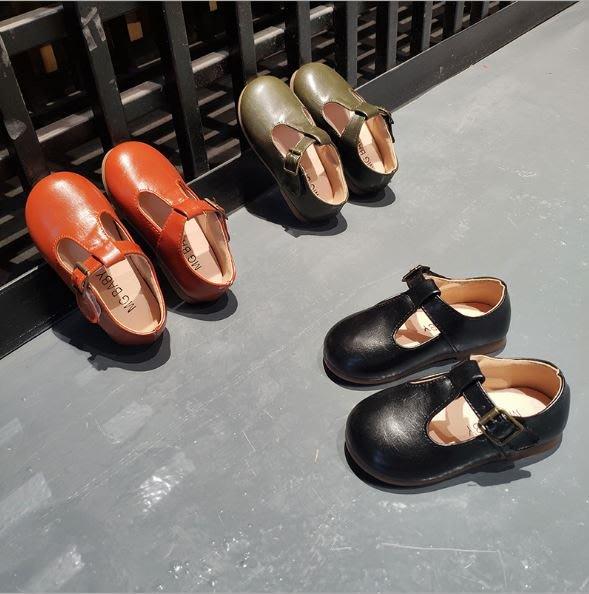 ☆☆小天使童裝童鞋☆☆現貨韓版英倫風男童鞋女童鞋女童皮鞋花童鞋休閒鞋21-30號
